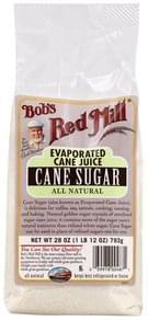 Bobs Red Mill Cane Sugar