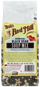 Bobs Red Mill Soup Mix Bountiful Black Bean