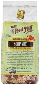 Bobs Red Mill Soup Mix Whole Grains and Beans