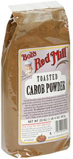 Bobs Red Mill Toasted Carob Powder - 20 oz