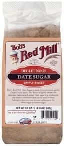 Bobs Red Mill Date Sugar Deglet Noor