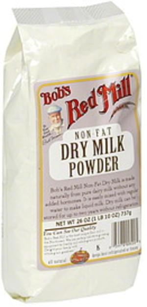 Bobs Red Mill Non-Fat Dry Milk Powder - 26 oz