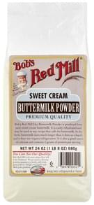 Bobs Red Mill Buttermilk Powder Sweet Cream