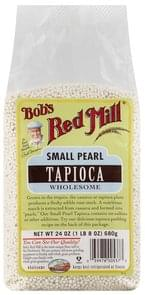 Bobs Red Mill Tapioca Pearl, Small
