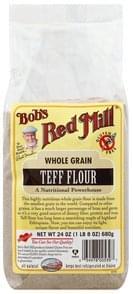 Bobs Red Mill Teff Flour Whole Grain