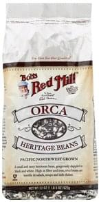 Bobs Red Mill Heritage Beans Orca