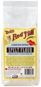 Bobs Red Mill Spelt Flour