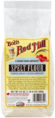 Bobs Red Mill Spelt Flour - 24 oz
