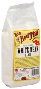 Bobs Red Mill White Bean Flour Stone Ground