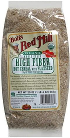 Bobs Red Mill Hot Cereal with Flaxseed