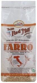 Bobs Red Mill Farro Organic