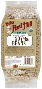 Bobs Red Mill Soy Beans Organic
