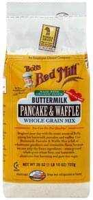 Bobs Red Mill Pancake & Waffle Mix Buttermilk