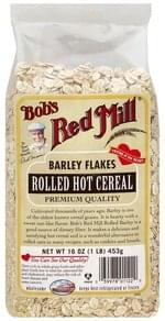 Bobs Red Mill Hot Cereal Barley Flakes