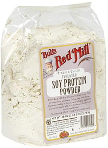 Bob's Red Mill Premium Quality, Isolated Soy Protein Powder - 28 oz