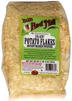 Bobs Red Mill Potato Flakes Idaho