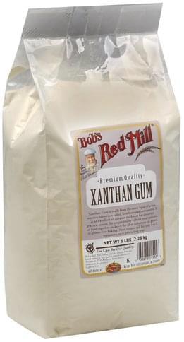 Bobs Red Mill Xanthan Gum - 5 lb