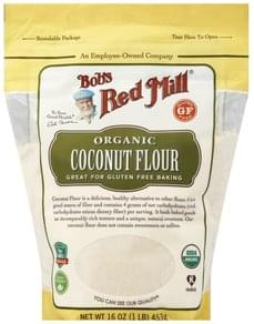Bobs Red Mill Coconut Flour Organic