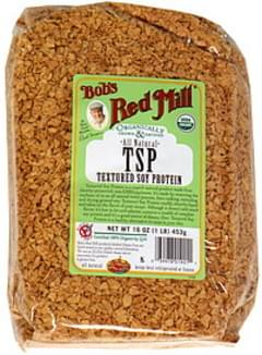 Bobs Red Mill Textured Soy Protein All Natural, Organic