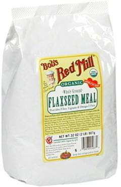 Bobs Red Mill Flaxseed Meal Whole Ground