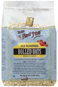 Bobs Red Mill Rolled Oats Old Fashioned
