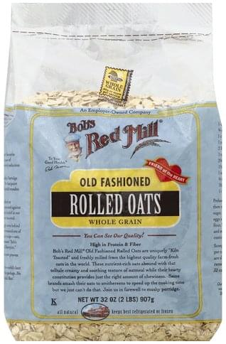 Bobs Red Mill Old Fashioned Rolled Oats