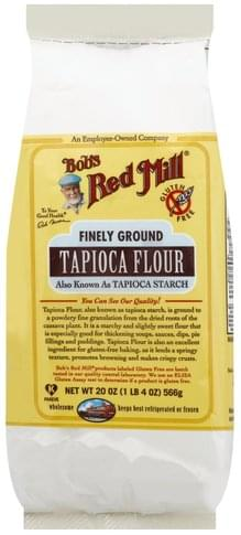 Bobs Red Mill Finely Ground Tapioca Flour - 20 oz