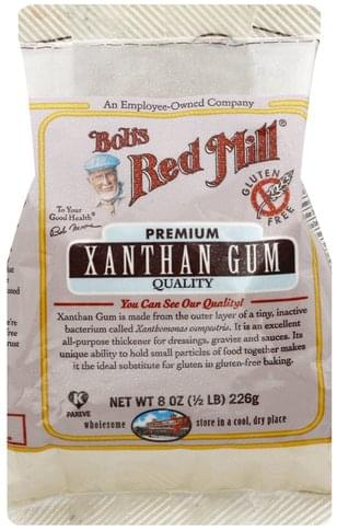 Bobs Red Mill Xanthan Gum - 8 oz