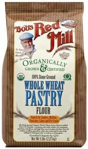 Bobs Red Mill Flour Whole Wheat Pastry
