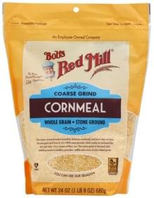 Bobs Red Mill Corn Meal Coarse Grind