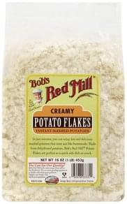 Bobs Red Mill Potato Flakes Creamy