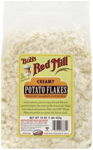 Bobs Red Mill Creamy Potato Flakes - 16 oz