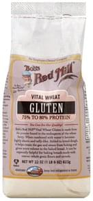 Bobs Red Mill Vital Wheat Gluten