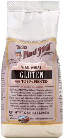 Bobs Red Mill Vital Wheat Gluten - 22 oz