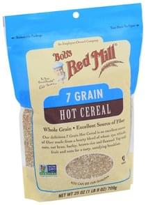 Bobs Red Mill Hot Cereal 7 Grain