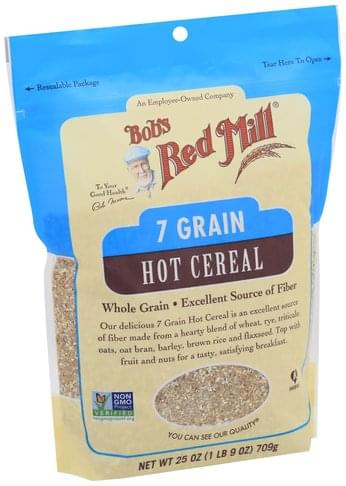 Bobs Red Mill 7 Grain Hot Cereal - 25 oz