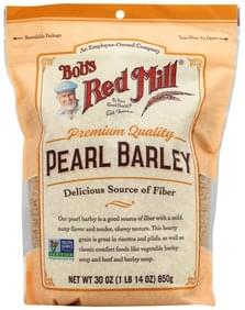 Bobs Red Mill Pearl Barley