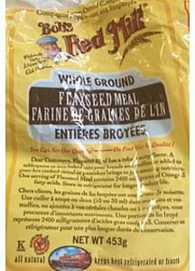 Bobs Red Mill Flaxseed Meal