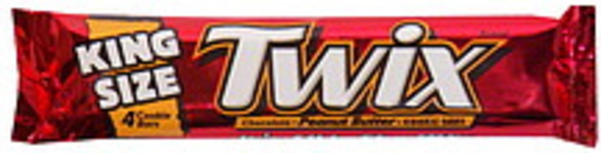 Twix Chocolate, Peanut Butter, King