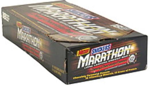 Snickers Energy Bar Long Lasting, Chewy Chocolate Peanut