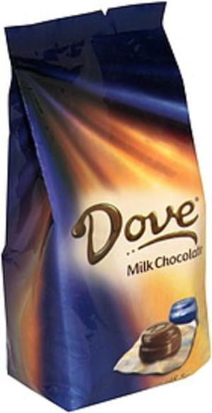 Dove Milk Chocolate - 7 oz, Nutrition