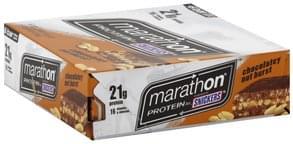 Snickers Protein Bar Chocolatey Nut Burst, Value Pack