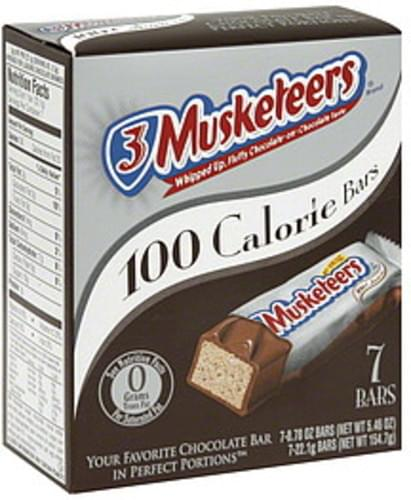 3 Musketeers 100 Calorie Candy Bar - 7