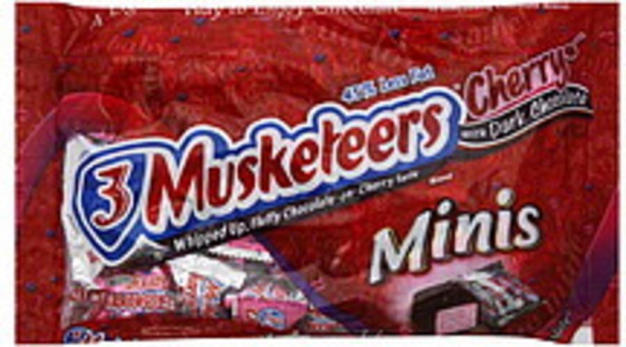 Dark Chocolate Candy Bars