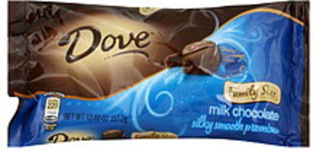 Dove Silky Smooth, Family Size Milk