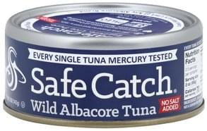 Safe Catch Tuna Wild Albacore