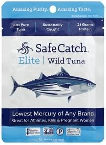 Safe Catch Tuna Wild, Elite