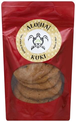 Aloha Kuki Cookies - 3 oz