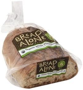 Bread Alone Bakery Bread Organic, Whole Wheat Sourdough