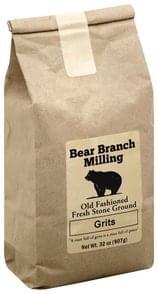 Bear Branch Milling Grits